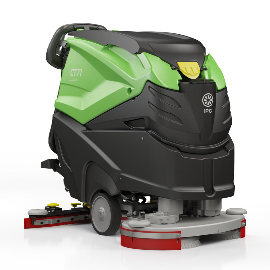 čistica stroje na podlahy