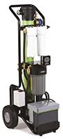 čističe solárnych a fotovoltaických panelov Pure water
