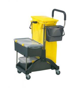 Upratovací dezinfekčný vozík AVM