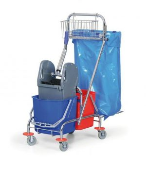 upratovací vozík CLAROL PLUS IV