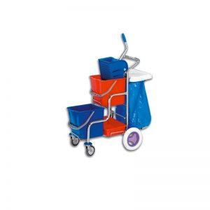 Upratovací vozík KAMZÍK 1x70 L